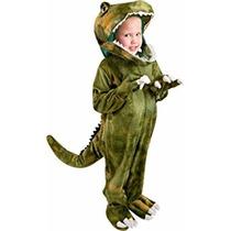 Disfraz Para Niño Niño De T-rex Del Dinosaurio Del Traje De