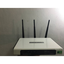 Router Tp-link 941nd Impecable (3 Antenas)
