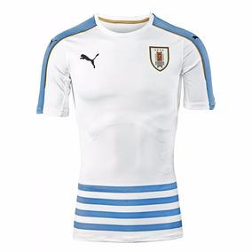 Camiseta Uruguay (auf) | Puma - Blanca - 2016/2017