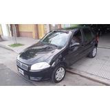 Fiat Palio Negro Linea Nueva Elx 1.4 Full 2007 Financio