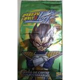 Juego De Cartas Coleccionables Dragon Ball Z Serie 10 X 25