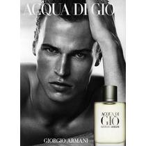 Aqua De Gio 200 Ml.caballero Excelente Precio $660,llevatelo