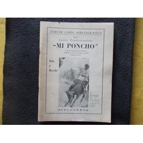 Libro Avellaneda Centro Tradicionalista