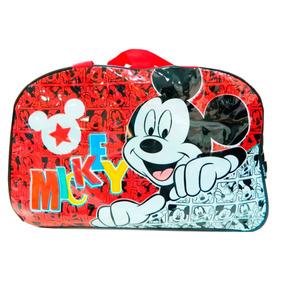 Bolso Mickey Disney Original Linea Premium Entrega Inmediata