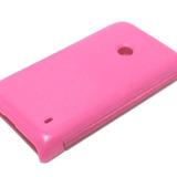 Capa Flip Cover Para Nokia Lumia 520 - Pink