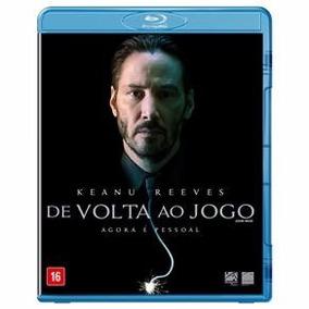 Blu Ray De Volta Ao Jogo - Dub/leg, Lacrado. Black Friday