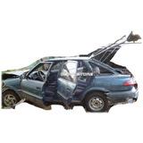Platinas O Bordes De Parabrisas Toyota Sky - Todas