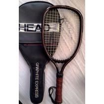Head Raqueta Racquetball Vintage Express Graphite Usada