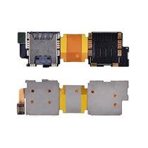 Flex Lector Tarjeta Sim Memoria Galaxy S5 G900 I9600