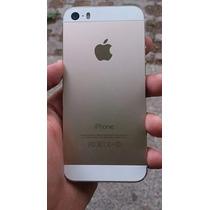 Iphone 5s 32 Gb Gold Iusacell, Precio Tratable!