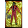 Michael Jackson Figura Muñeco Thriller 30 Cm De Crazy Toys