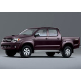 En Desarme, Camioneta Toyota Hilux 2010 2.5 4x2