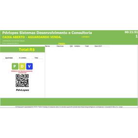Sistema De Cupom Fiscal Pdv Nfce E Nfe + Instalação Online