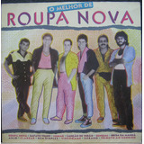Roupa Nova Lp Disco Vinil O Melhor De Roupa Nova