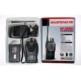 Handy Baofeng 888s 16 Canales Uhf Bateria Recargable