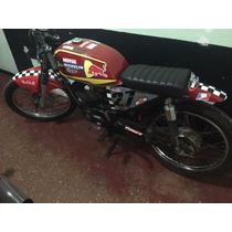 Rx 125 Roja Reformada