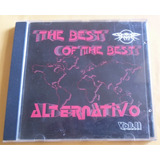 Cd The Best Of The Best Alternativo - Vol. I I.