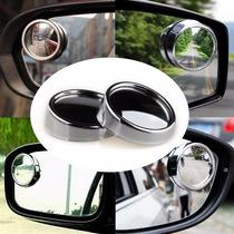 Espelho Convexo Auxiliar Ponto Cego 37x58mm Autoadesivo