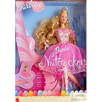 Juguete Barbie En El Cascanueces Sugarplum Princesa Barbie