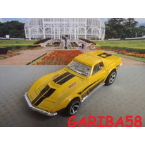Hot Wheels ´69 Corvette Stingray 2013 Showroom 60th Gariba58
