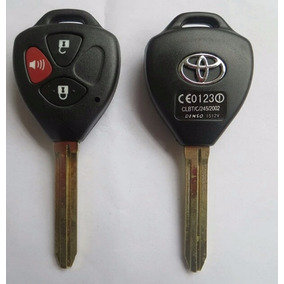 Chave Telecomando Alarme Original Toyota Corolla Hylux Sw4