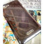 Capa Tpu Fume Para Celular Xperia L S36h + Pelicula De Vidro