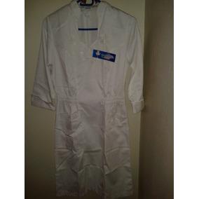 Vestidos De Enfermera Blancos Importados