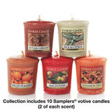 Yankee Candle Caída Favoritos Samplers Colección Velas Voti