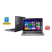 Notebook Samsung Core I3 Ativ Book 3 370e4k-kd3