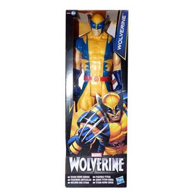 Boneco Wolverine X-men 30 Cm Hasbro