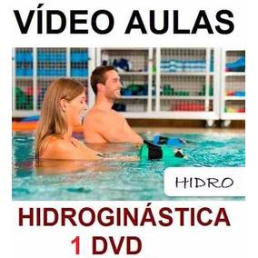 Curso De Hidroginástica! Aulas Em 1 Dvd Nmz