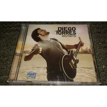 Diego Torres - Distinto - Cd Nuevo Sellado