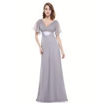 Vestido De Festa Tamanhos Plus Mãe Da Noiva