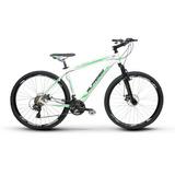 Bicicleta Alfameq Zahav No Aro 29 Quadro 17 Freio Disco 24v