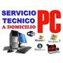 Formateo+ Instalacion Windows+ Programas A Domicilio