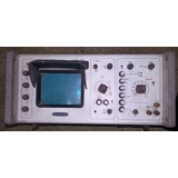 Osciloscopio Monfrini Radio Tv Electronica
