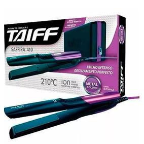 Prancha 210º Saffira 410 Colors Roxo - Taiff - Bivolt