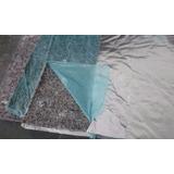 Feltro Com Aluminio Adesivo Protetor De Capo P/ Assoalho