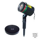 Proyector Laser De Luces Led Tipo Navidad/miniteca + Colores