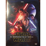 Dvd Star Wars 7 El Despertar De La Fuerza The Force Awakens