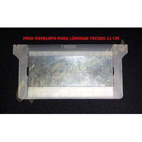 Peças Para Persianas-peso Envelope P/ Persiana Vertical 11cm