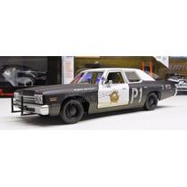 1:24 Dodge Monaco 1974 Bluesmobile Blues Brothers Greenlight