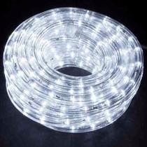 Mangueira/corda Luminosa 2 Fios 13mm - Led Rolo 44 Metros Br