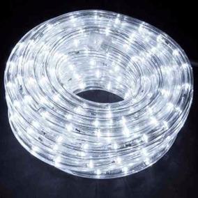 Mangueira/corda Luminosa 2 Fios 13mm - Led Rolo 28 Metros Br