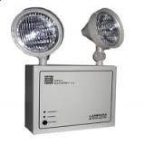 Lámpara De Emergencia Sovica Metálica Incluye Batería 6v 4am