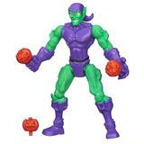 Marvel Super Hero Mashers Green Goblin Figure Duende Verde
