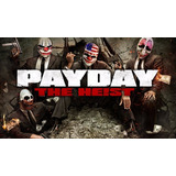 Pay Day (1) The Heist // Ps3