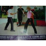 Luisana Lopilato Martinez Esgrima 4pg Clipping Revista Caras