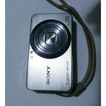 Câmera Sony W630 Com Cartão De Memoria 2gb
