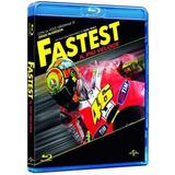 Blu-ray Fastest - Dublado Lacrado - Moto Gp Valentino Rossi